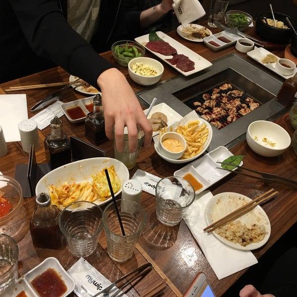 Photo prise au Kintan Japanese BBQ par Лізонька🐀 le1/7/2018