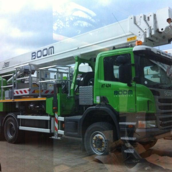 Photos at Boom Logistics - Auburn - Auburn, NSW