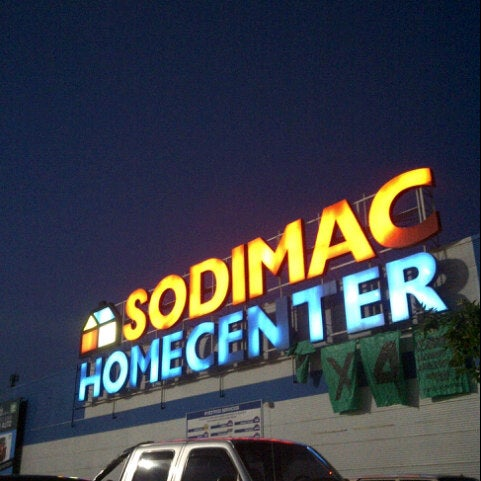 Photos At Sodimac Hardware Store In San Miguel