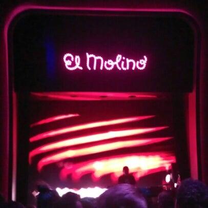 Foto tomada en El Molino por Mony B. el 11/11/2012