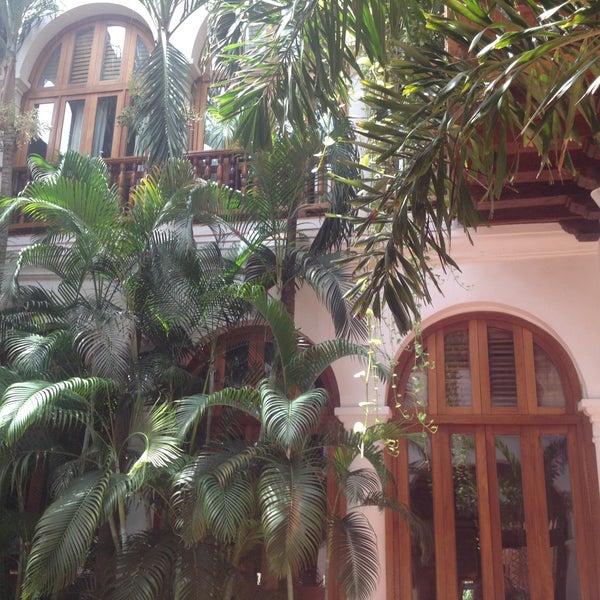 Foto scattata a Casa San Agustin da Nora B. il 6/10/2013