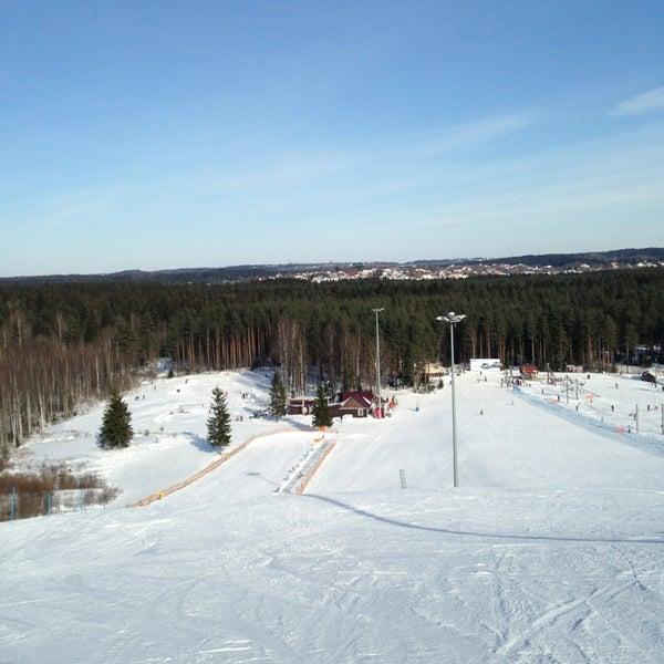 3/17/2013 tarihinde Kirill S.ziyaretçi tarafından Охта Парк'de çekilen fotoğraf
