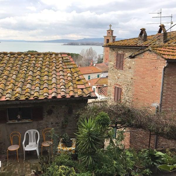 1/3/2017 tarihinde Yu® Y.ziyaretçi tarafından Passignano sul Trasimeno'de çekilen fotoğraf