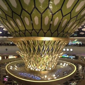 Photo prise au Abu Dhabi International Airport (AUH) par Jarrod F. le6/23/2013