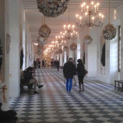 1/1/2013에 Jacques G.님이 Château de Chenonceau에서 찍은 사진