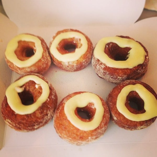 """If you're over the Cronut craze, go for the more tasty and expensive """"DKA""""."""