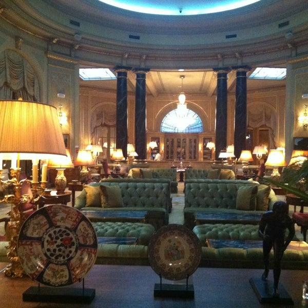 Foto tirada no(a) El Palace Hotel Barcelona por Natalia em 1/10/2013