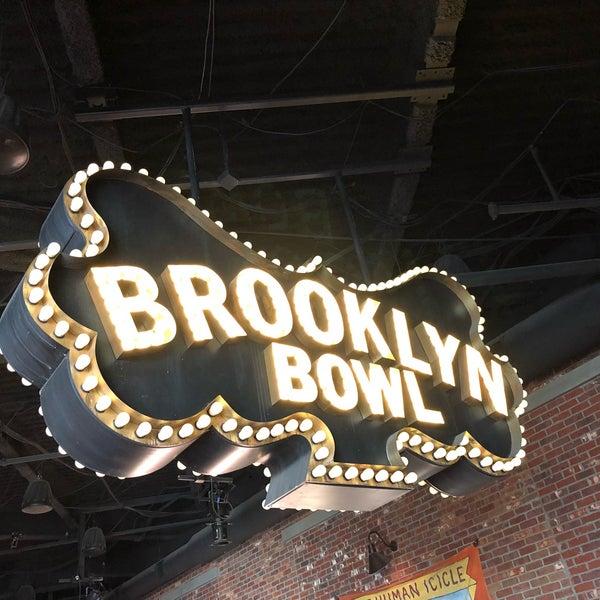 8/19/2018 tarihinde Michael K.ziyaretçi tarafından Brooklyn Bowl Las Vegas'de çekilen fotoğraf