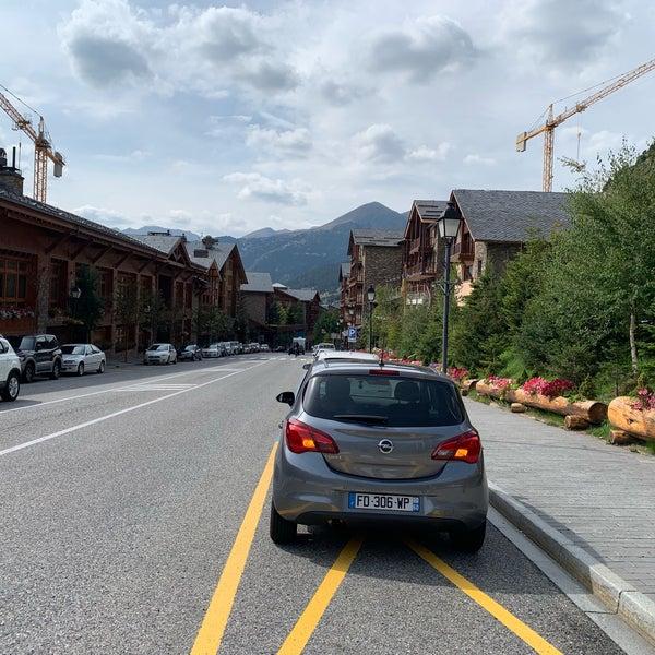 รูปภาพถ่ายที่ Sport Hotel Hermitage & Spa โดย Amir Q. เมื่อ 8/26/2019