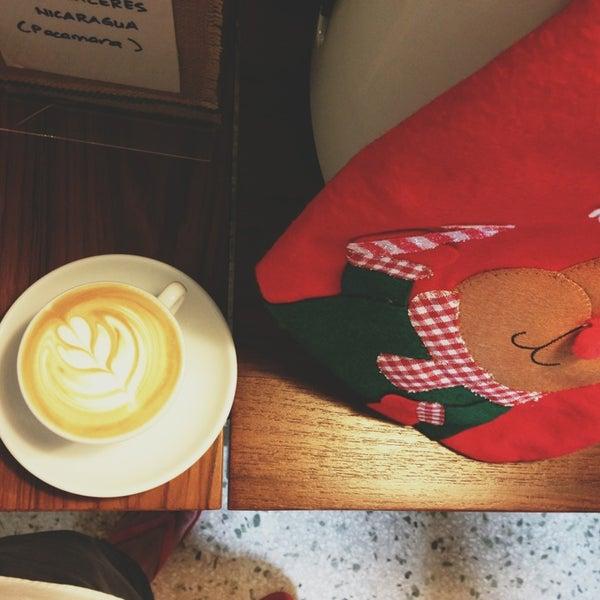 12/24/2012にAndre C.がNylon Coffee Roastersで撮った写真