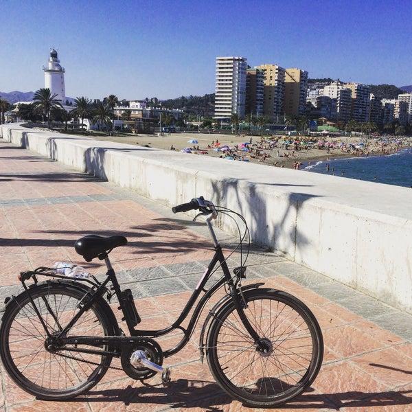 Photo taken at bike2malaga by Tetyana M. on 7/11/2015