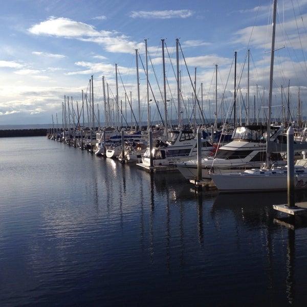 Photo prise au Seattle Sailing Club par Onur K. le4/5/2014