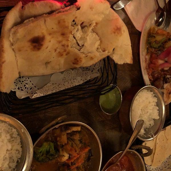 2/25/2018에 Onur K.님이 Annapurna Cafe에서 찍은 사진