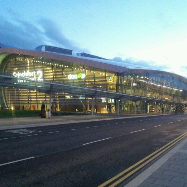 Снимок сделан в Дублинский аэропорт (DUB) пользователем Michael K. 6/22/2013