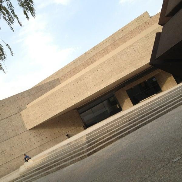 3/26/2013 tarihinde Rodrigo M.ziyaretçi tarafından Museo Tamayo'de çekilen fotoğraf