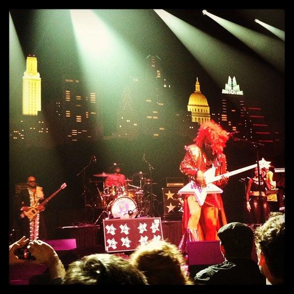 Das Foto wurde bei Austin City Limits Live von Pauly M. am 3/10/2013 aufgenommen
