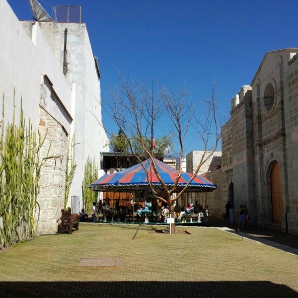 Photo prise au Centro Cultural San Pablo par Thomas W. le1/1/2014