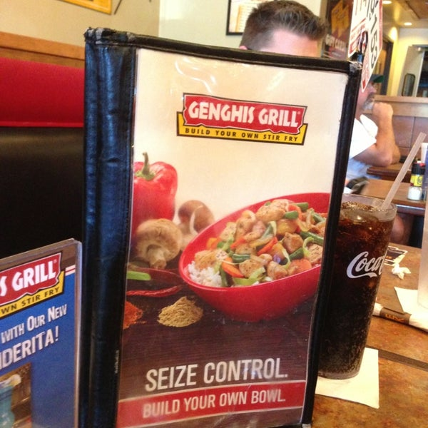 Photos At Genghis Grill Now Closed 27 Tips