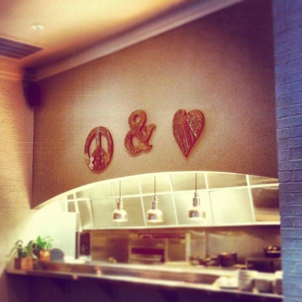 Das Foto wurde bei Campagnolo Restaurant + Bar von Rebecca R. am 2/27/2013 aufgenommen