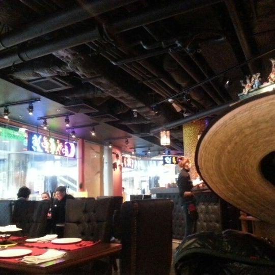 12/23/2012에 Katerina O.님이 Mexican Club에서 찍은 사진