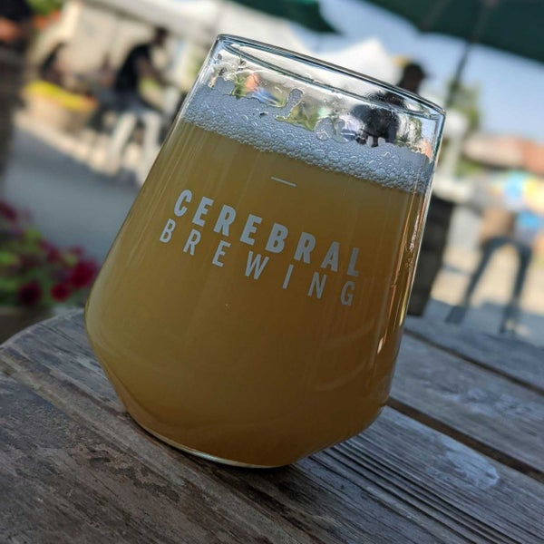 Photo taken at Cerebral Brewing by Drew D. on 8/20/2021