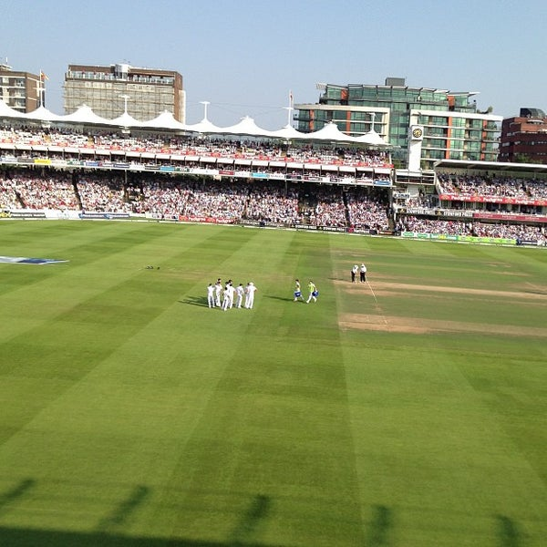 Foto tomada en Lord's Cricket Ground (MCC)  por Marc M. el 7/21/2013