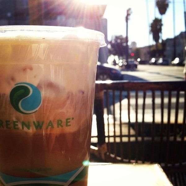 Foto tirada no(a) Dogtown Coffee por Casey M. em 1/20/2013