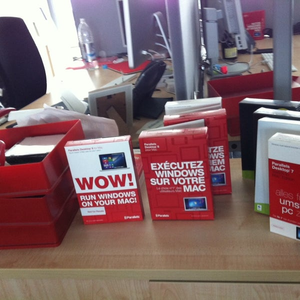 Photos at Parallels EMEA Headquarter - Office in Munich
