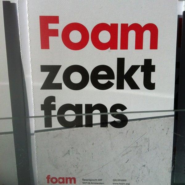 รูปภาพถ่ายที่ Foam โดย Mark A. เมื่อ 2/13/2013