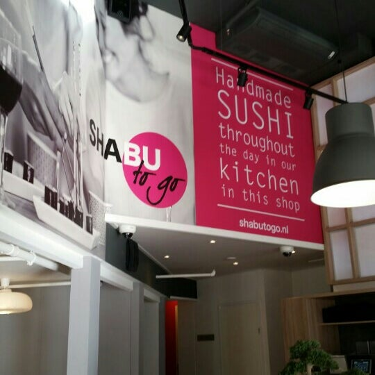 photos at shabu to go - sushi restaurant in stadshart