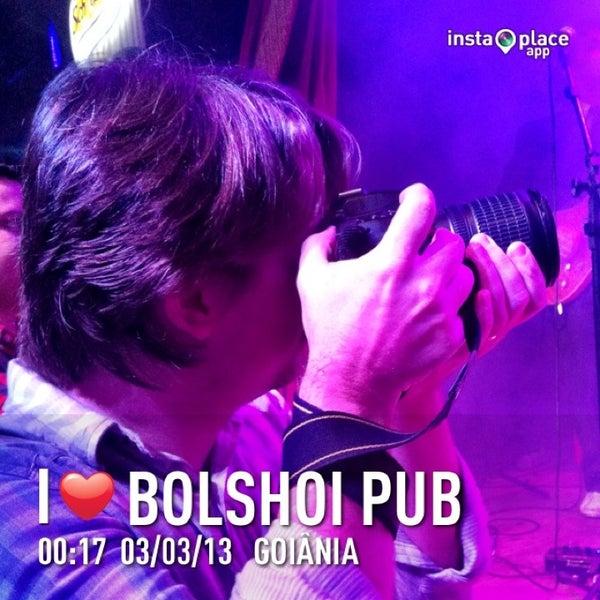 Foto scattata a Bolshoi Pub da Marco Túlio O. il 3/3/2013