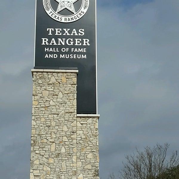 Foto scattata a Texas Ranger Hall of Fame and Museum da Christopher E. il 1/21/2017