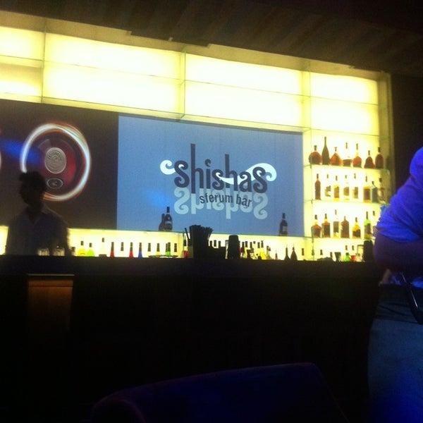 Foto scattata a Shishas Sferum Bar da Oleg G. il 7/13/2013