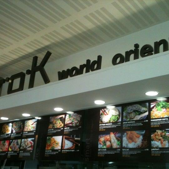 รูปภาพถ่ายที่ WOK Chile โดย Christian P. เมื่อ 11/15/2012