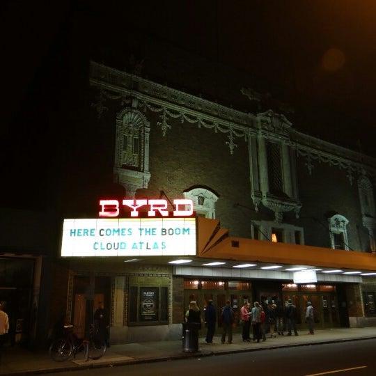 Photo prise au The Byrd Theatre par Provocation le1/13/2013