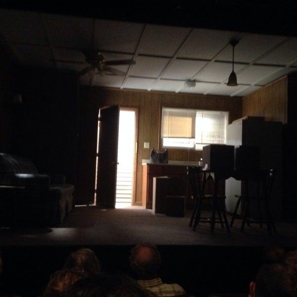 8/10/2014にVictoria P.がRattlestick Playwrights Theaterで撮った写真