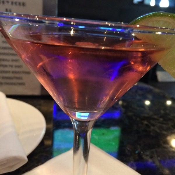 Foto tomada en Bleu Martini por Kathleen M. el 5/31/2014