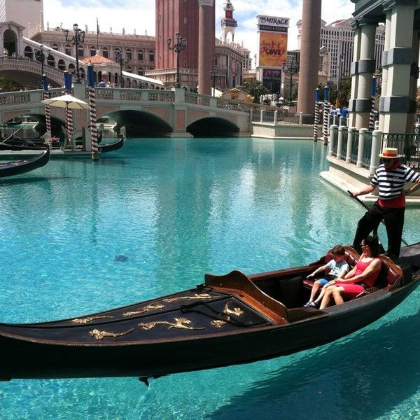 Foto tirada no(a) Venetian Resort & Casino por Redz P. em 5/21/2013