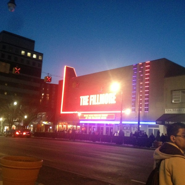 Photo prise au The Fillmore par Neville E. le2/19/2013