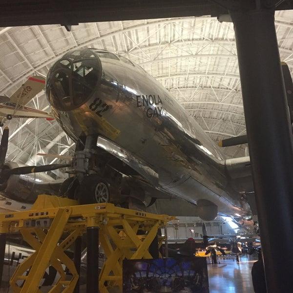 Bradley flying museum enola gay