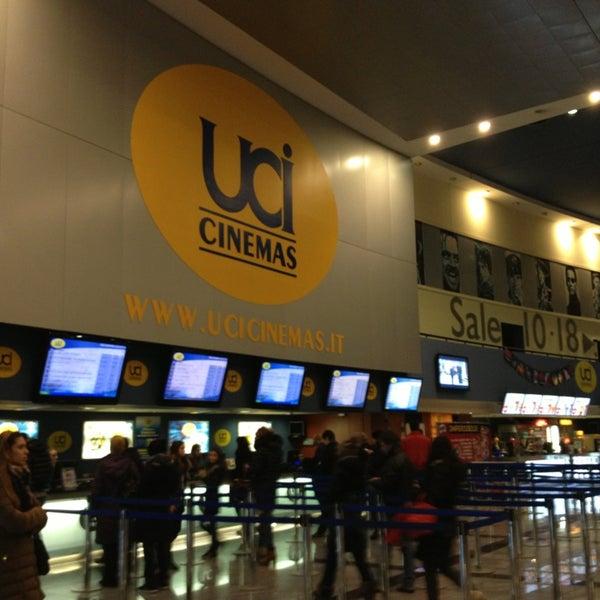 UCI Cinema - Milano Bicocca - Multiplex in Bicocca