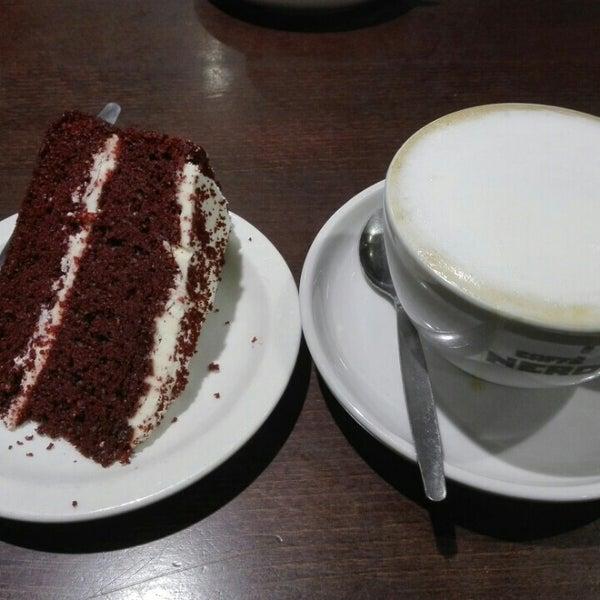 Caffè Nero Exeter Devon