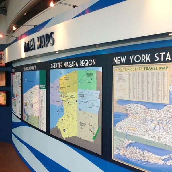 6/6/2013 tarihinde Mike S.ziyaretçi tarafından Niagara Falls USA Official Visitor Center'de çekilen fotoğraf