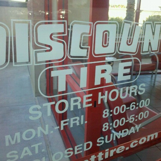 Discount Tire Hours Sunday >> Photos At Discount Tire 12 Tips From 218 Visitors