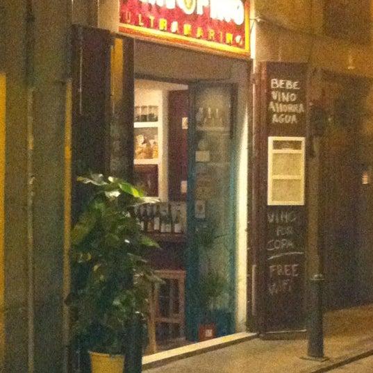 8/31/2012에 Alvaro C.님이 Tinto Fino Ultramarino에서 찍은 사진