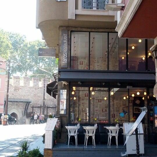 รูปภาพถ่ายที่ Faros Old City โดย Nasos E. เมื่อ 9/23/2012