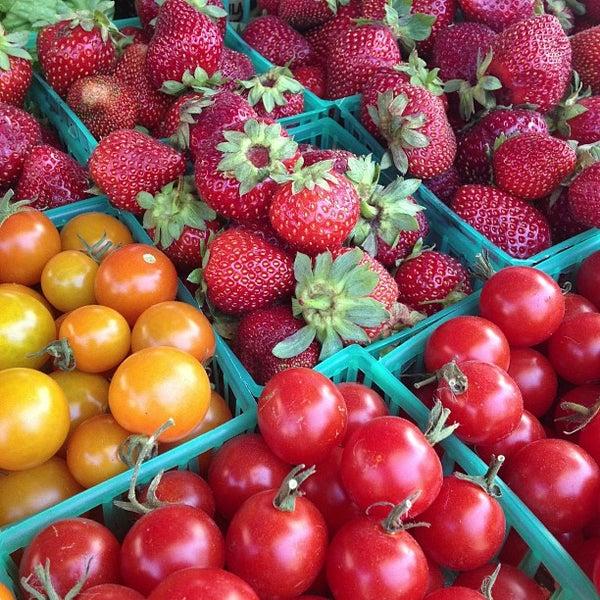 8/20/2013にPaulinaがFerry Plaza Farmers Marketで撮った写真