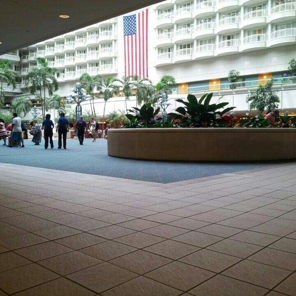 Foto tirada no(a) Aeroporto Internacional de Orlando (MCO) por Martin M. em 8/25/2013