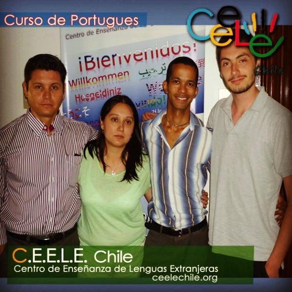 Снимок сделан в Ceele Chile centro de idiomas пользователем Pablo E. 6/2/2015
