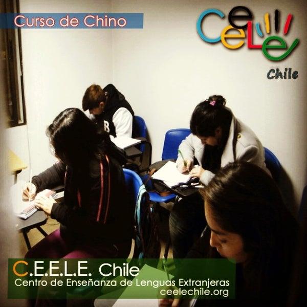 Снимок сделан в Ceele Chile centro de idiomas пользователем Pablo E. 5/27/2015